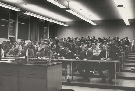 Dairy Industry short course, University of Wisconsin--Marshfield/Wood County, 1966