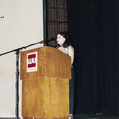 Katrina Flores at 2000 MCOR