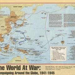 Pacific Theater, 1942-1945