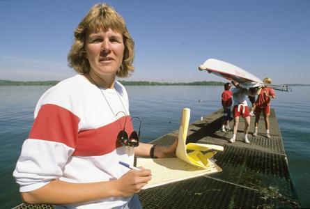 Sue Ela, women's crew coach