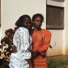 Two interviewees : Grace and Kehinde