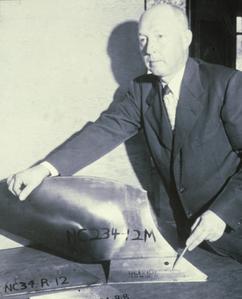 Hjalmar Bruhn, agricultural engineering