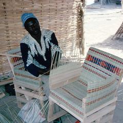 Weaving Rattan Chairs