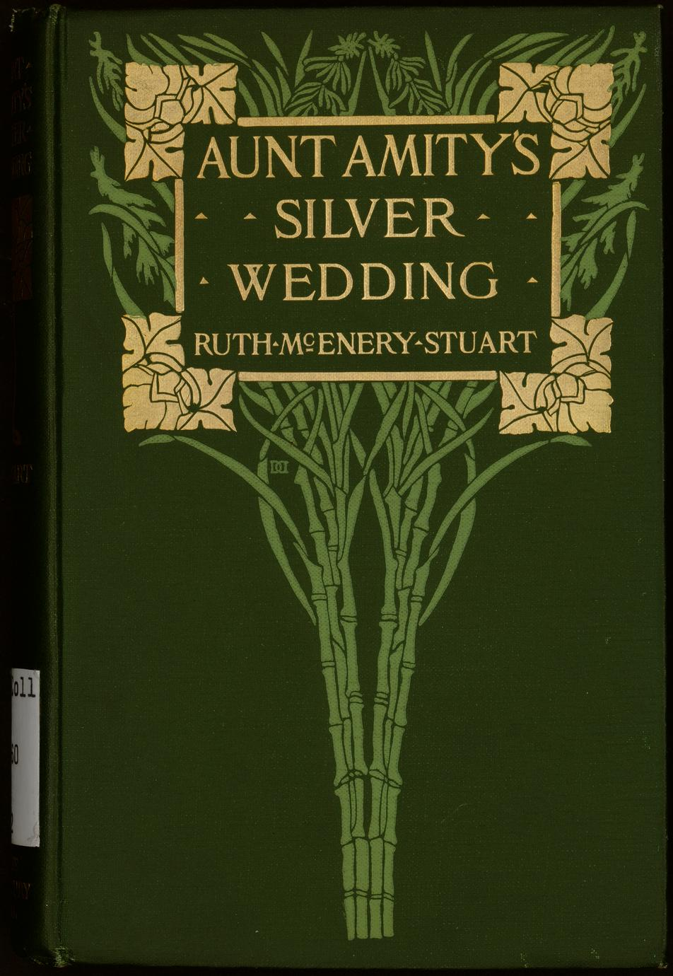 Aunt Amity's silver wedding and other stories (1 of 3)