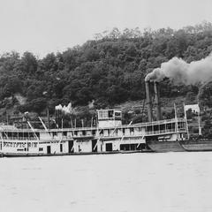 Pacific No. 2 (Towboat, 1893-1915)