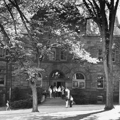 Old Law School building