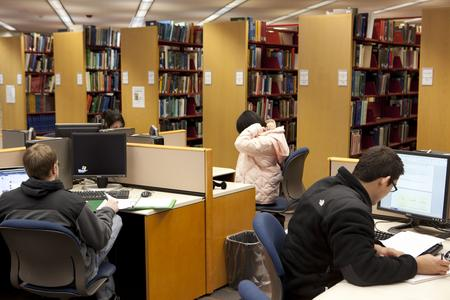Wendt Commons Library