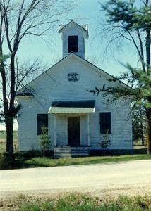 Church Hill School-Town of Maine, Marathon County, WI