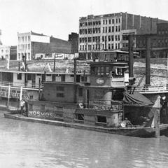 Dick Williams (Towboat, 1927-1932)