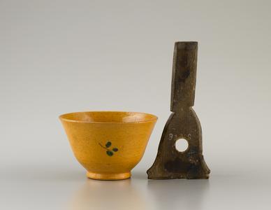 Tea bowl and rib