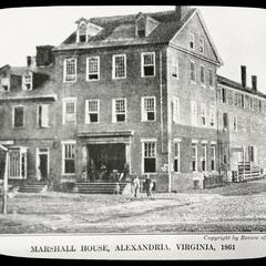 Marshall House, Alexandria, Virginia