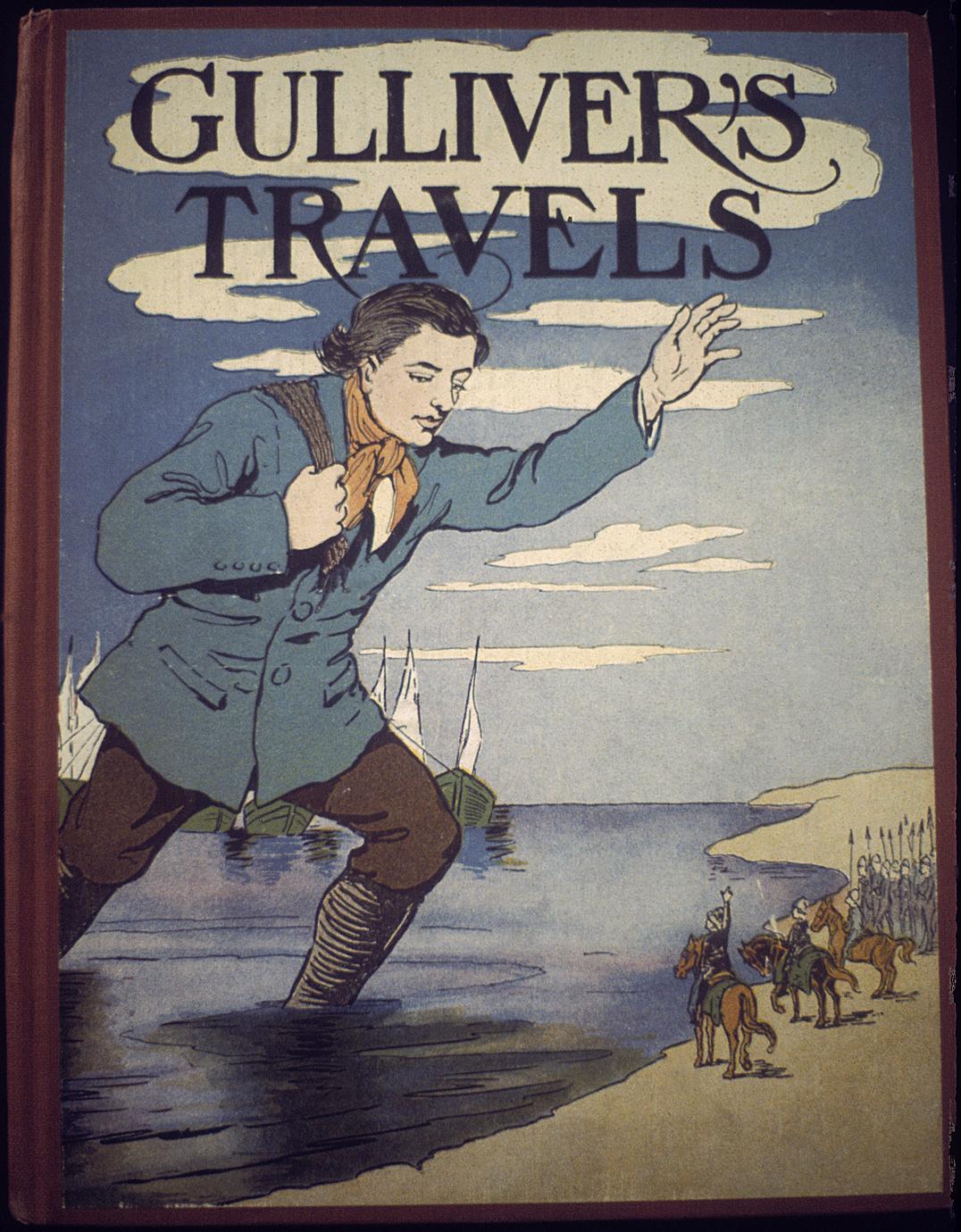 Gulliver's travels (1 of 2)