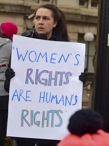Women's Rights Are Human's Rights