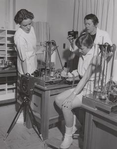 Lathrop wrist strain experiments