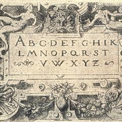 Roman Capital Letters