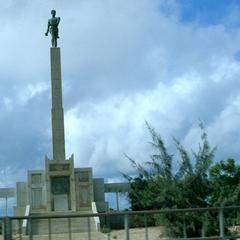 Statue in Mogadishu