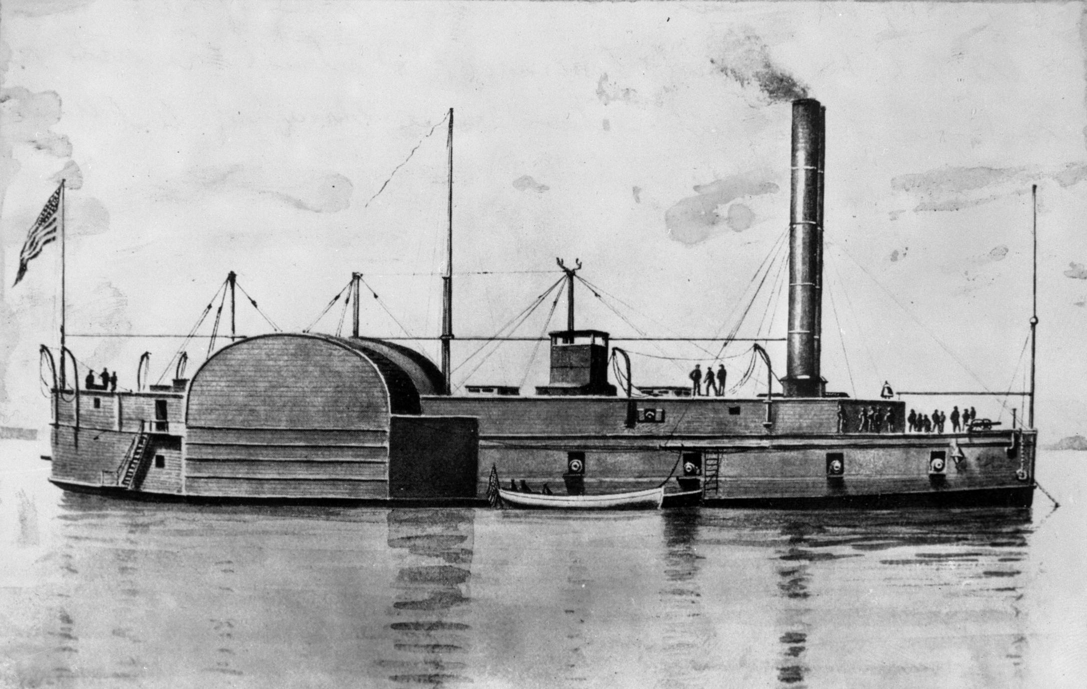 Lexington (Gunboat, 1861-?)