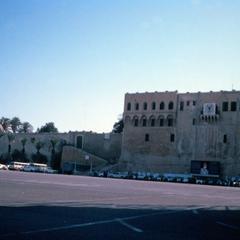 Serai al-Hamra, the Tripoli Palace, Viewed from the Main Square