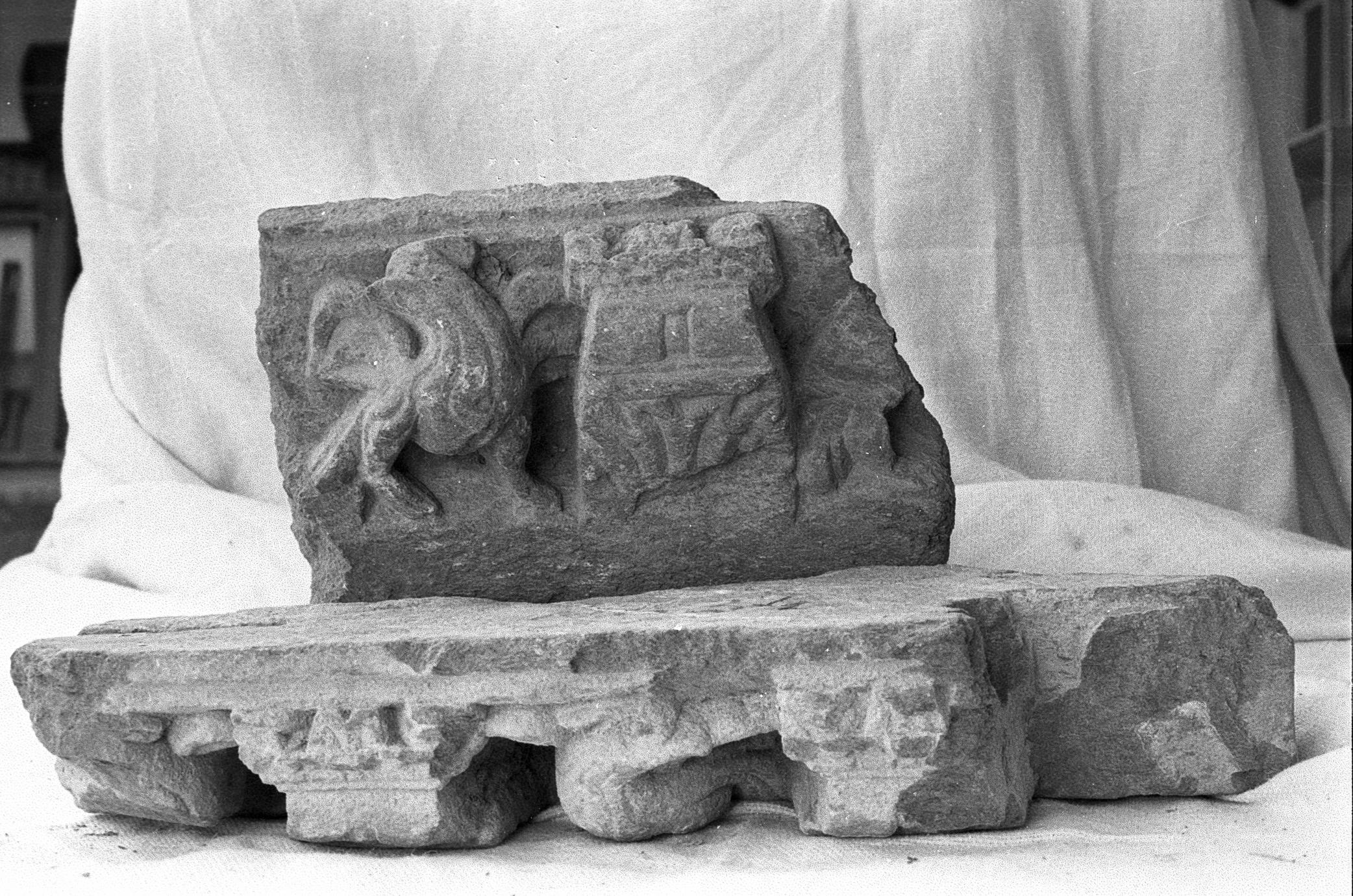 NG034, Cornice Fragment (3 of 3)
