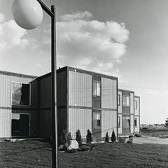 Parkside Village buildings