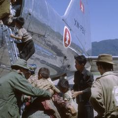 Hmong refugee evacuation