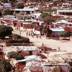 Squatter Housing in Lusaka