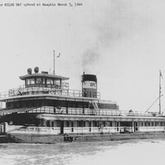 Milne Bay (Towboat, 1943-1949)