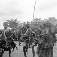 Policemen (Iyol) Dancing
