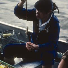 Fish sampling North Temperate Lakes Long Term Ecological Research (LTER) (18)