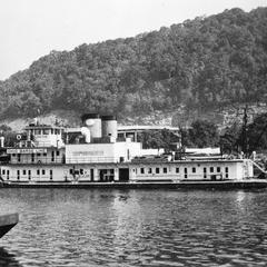 Lunga Point (Towboat, 1944-1966)