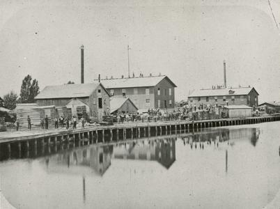 Sawmill and Planing Mill