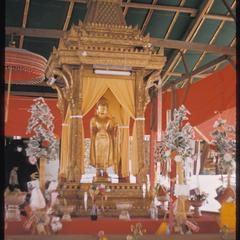 2500th Anniversary of Buddhism- Prabang at Vat Mai