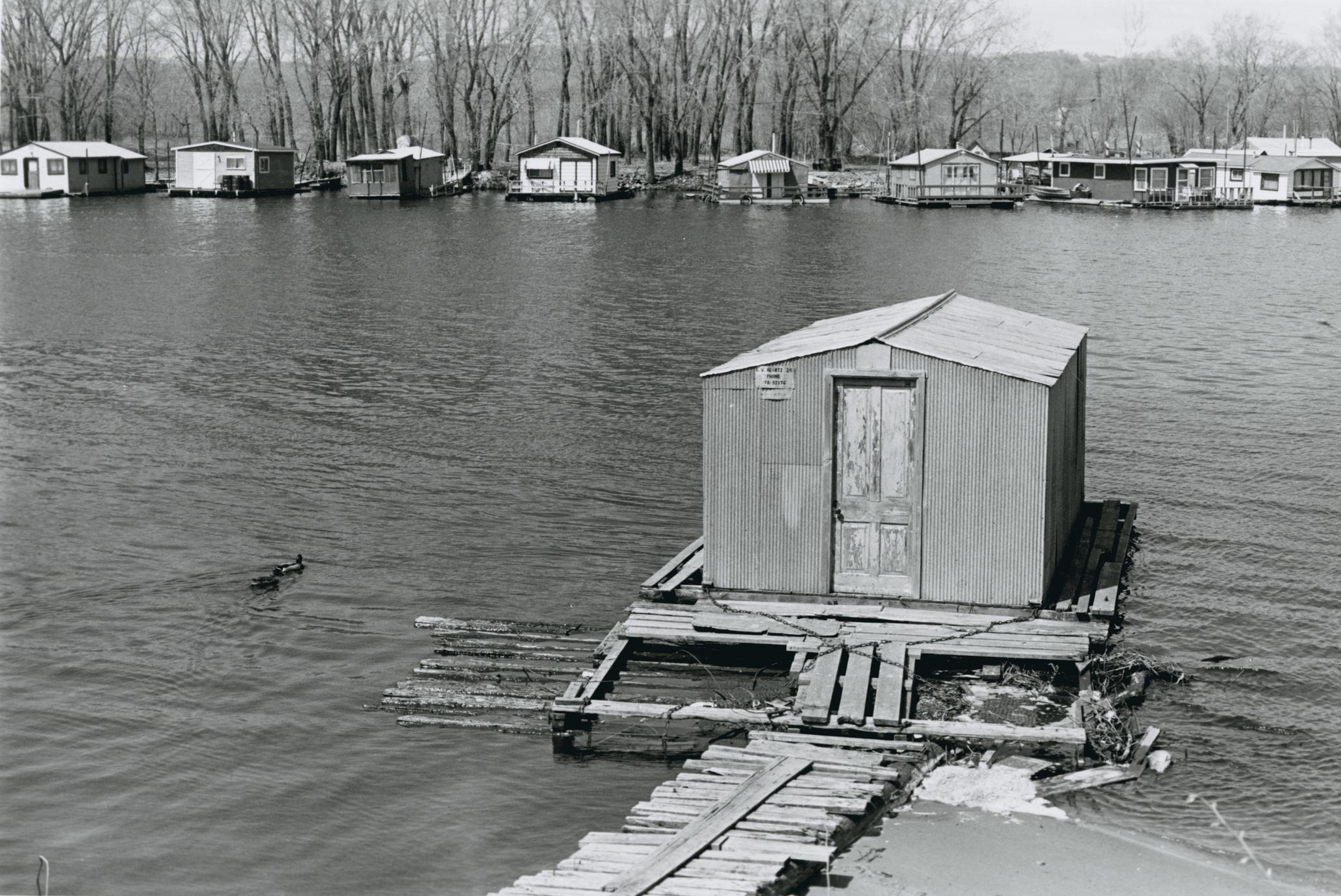 Boathouses, Unidentified