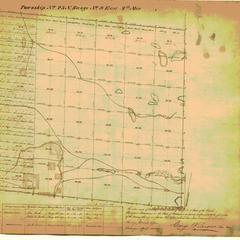 [Public Land Survey System map: Wisconsin Township 23 North, Range 09 East]