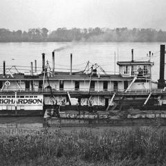 Marcia Richardson (Towboat, 1921-1944)