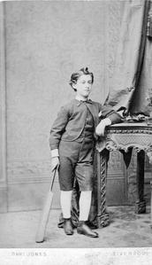 A. M. Bergere, age 7