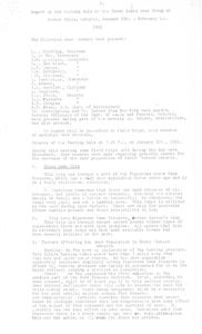 [Notes from the Great Lakes Deer Group Annual Meeting, 1951]