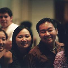 Students at 2001 MCOR