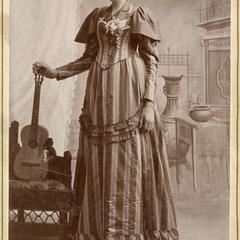 Ella Ewing, 'the Missouri giantess'