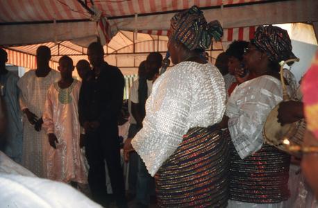 Speech at the Ifaturoti wedding