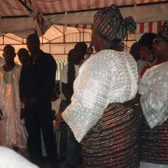 Speech at the Ifaturoti wedding