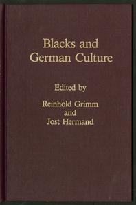 Blacks and German culture : essays