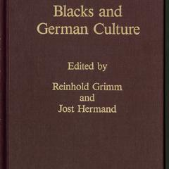 Blacks and German culture : essays