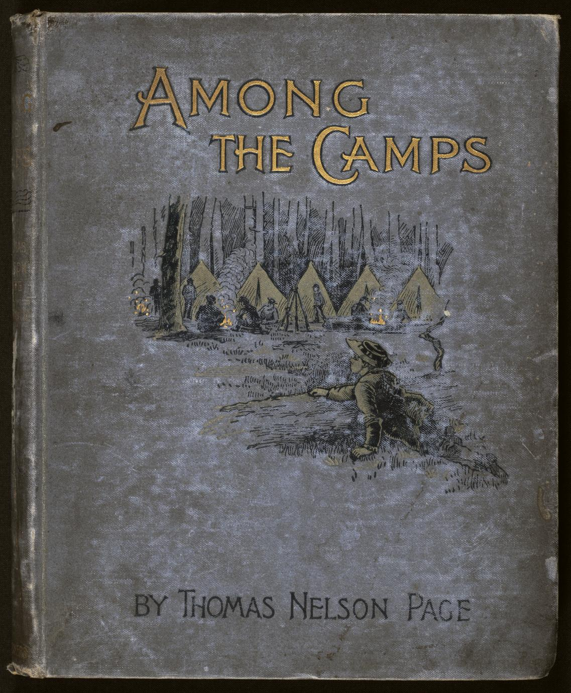 Among the camps ; or, Young people's stories of the war (1 of 2)