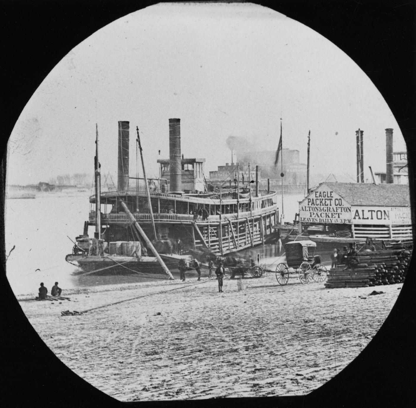 Savanna (Packet/Towboat, 1863-1881)