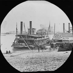 Savanna (Packet/Towboat, 1863-1881)