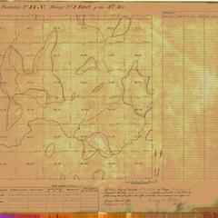 [Public Land Survey System map: Wisconsin Township 37 North, Range 02 East]