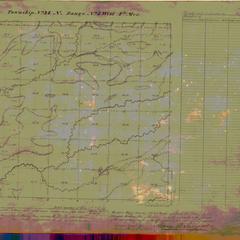 [Public Land Survey System map: Wisconsin Township 34 North, Range 05 West]