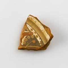 Dish fragment