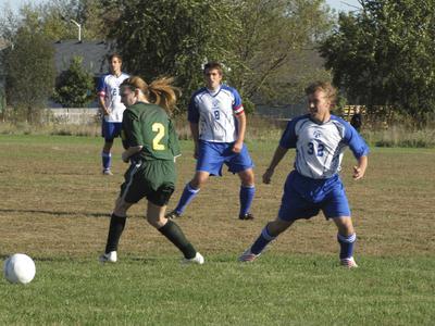 Soccer, Janesville, 2010